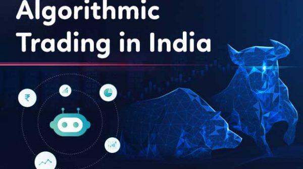 algorithmic trading in india