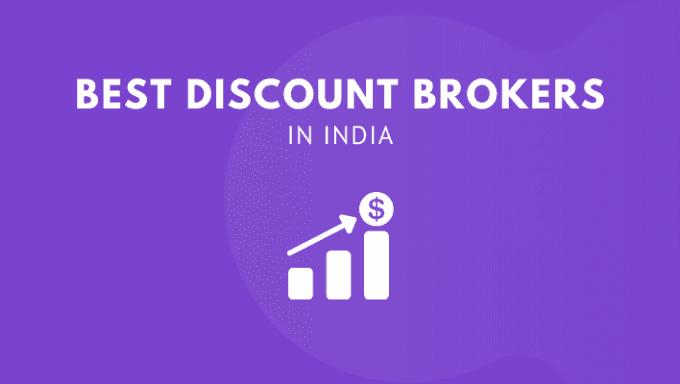 Best Discount Brokers in India